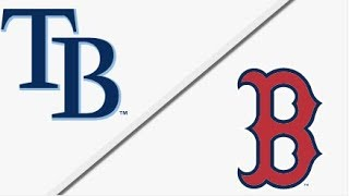 Tampa Bay Rays vs Boston Red Sox   Full Game Highlights   4/5/18