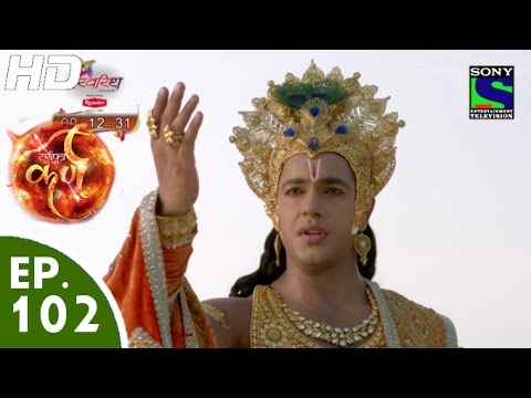 Suryaputra Karn - सूर्यपुत्र कर्ण - Episode 102 - 23rd November, 2015