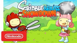 Official Scribblenauts Showdown Announcement Trailer - Nintendo Switch