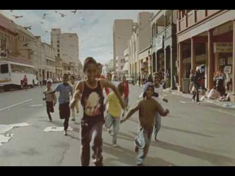 PSA - Save the Children - Running Around the World