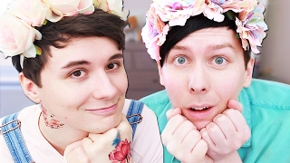 Dan and Phil PASTEL EDITS IN REAL LIFE!