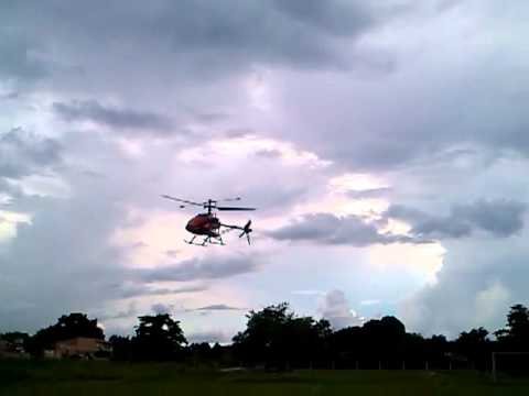 Helicptero V913 (Fernando - Itaituba PA) Vol.1