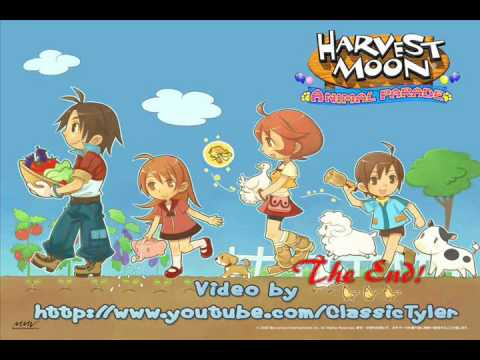 Harvest Moon: Animal Parade 70- The End!