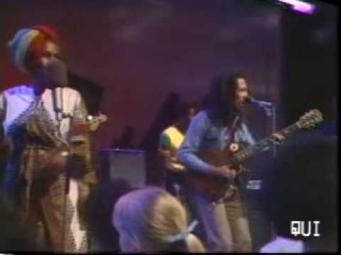 Bob Marley & The Wailers Don't rock my boat