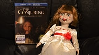 The Conjuring ANNABELLE DOLL Exclusive PROMO REPLICA