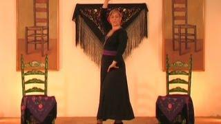 Aprende a bailar Sevillanas. Parte 3