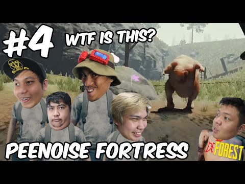 PEENOISE PLAY THE FOREST - FUNNY HORROR SURVIVAL GAME (FILIPINO) #4