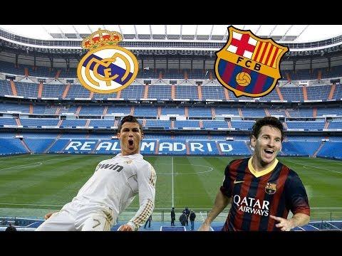 Il 'Clasico' fra Real Madrid e Barcellona decide la Liga