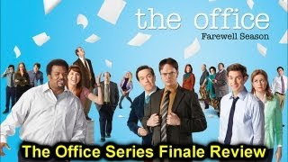 [The Office Series Finale Review]
