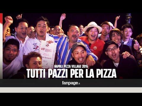 Al via il Napoli Pizza Village, sfida mondiale sul lungomare  Sono oltre 10 le delegazioni straniere che quest'