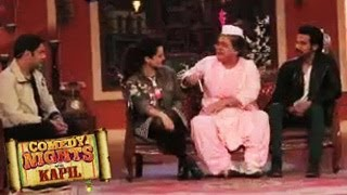 Kangana Ranaut HILARIOUS Queen On Comedy Nights With Kapil