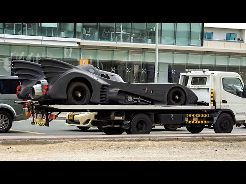Dubai Car Spotting Compilation Video: Part 3