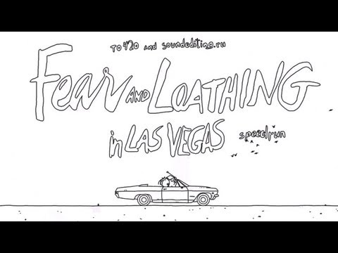 Fear and Loathing in Las Vegas v 60 sekundách