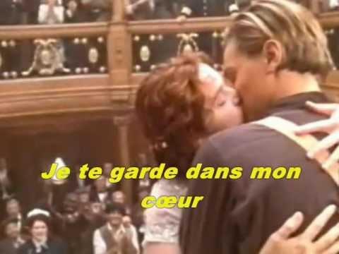 Celine Dion Mon coeur survivra pour toi