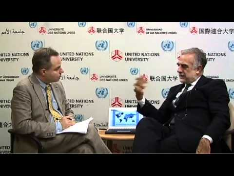 José Luis Moreno-Ocampo - The International Criminal Court