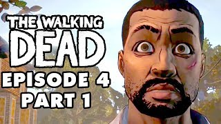 The Walking Dead Game Episode 4, Part 1 Around Every