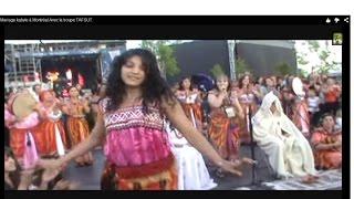Mariage Kabyle à Montréal Avec La Troupe TAFSUT.