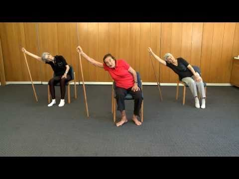 Senior Fitness - Exercises for the Over 60's  - Lesson 1