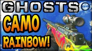 "Call of Duty: Ghosts ""SPECTRUM CAMO"" Gameplay - LIVE w/ Ali-A! - (COD Ghost Multiplayer)"