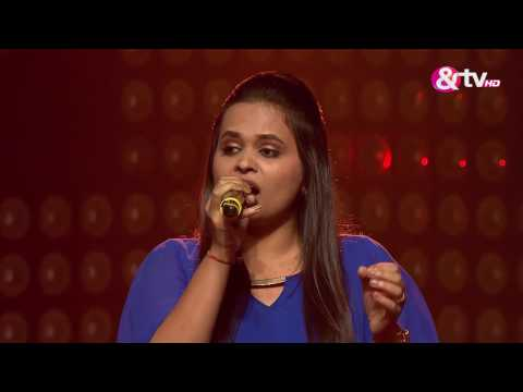 Meghana Bhat - Performance - Blind Auditions Episode 2 - December 11, 2016 - The Voice India Season 2