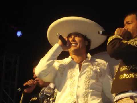 Pablo Montero, Jorge Salinas y Eduardo Yañez Tres Reyes en concierto