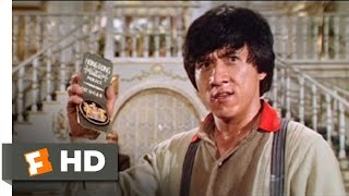 Jackie Chan's Project A (3/10) Movie CLIP I Quit! (1983