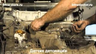 Свап двигателя M52B20