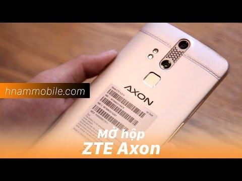 H-Channel | Trên tay ZTE Axon: cấu hình siêu khủng, chip âm thanh rời