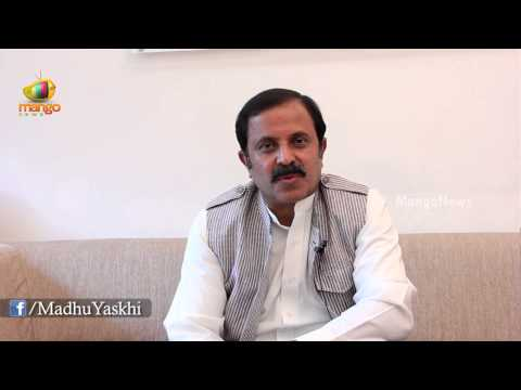 Nizamabad-Jagityal railway line is a top priority - Q & A with MP Madhu Yaskhi