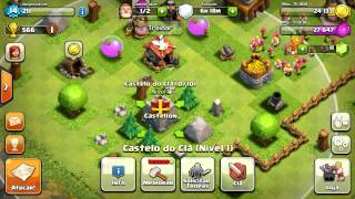 Clash Of Clans Jogo Divertido E Genial No Android APK