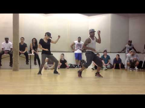 Ciara- Body Party Choreography by: Hollywood