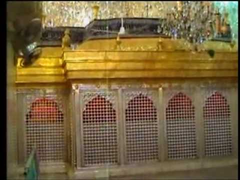 Ziyarat Imam Hussain Allahis Salam - Ziarate Warisa with inside view of Roza and Zareeh in Karbala