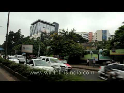 Driving on 5 University Road, Shivajinagar, Pune - Maharashtra