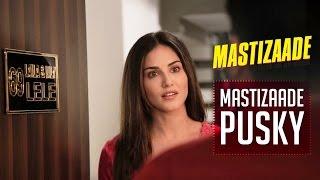 Sunny Leone hot scenes, Sunny Leone hot photos, Bollywood movies, Mastizaade movie, mastizaade pusky comedy with sunny leone
