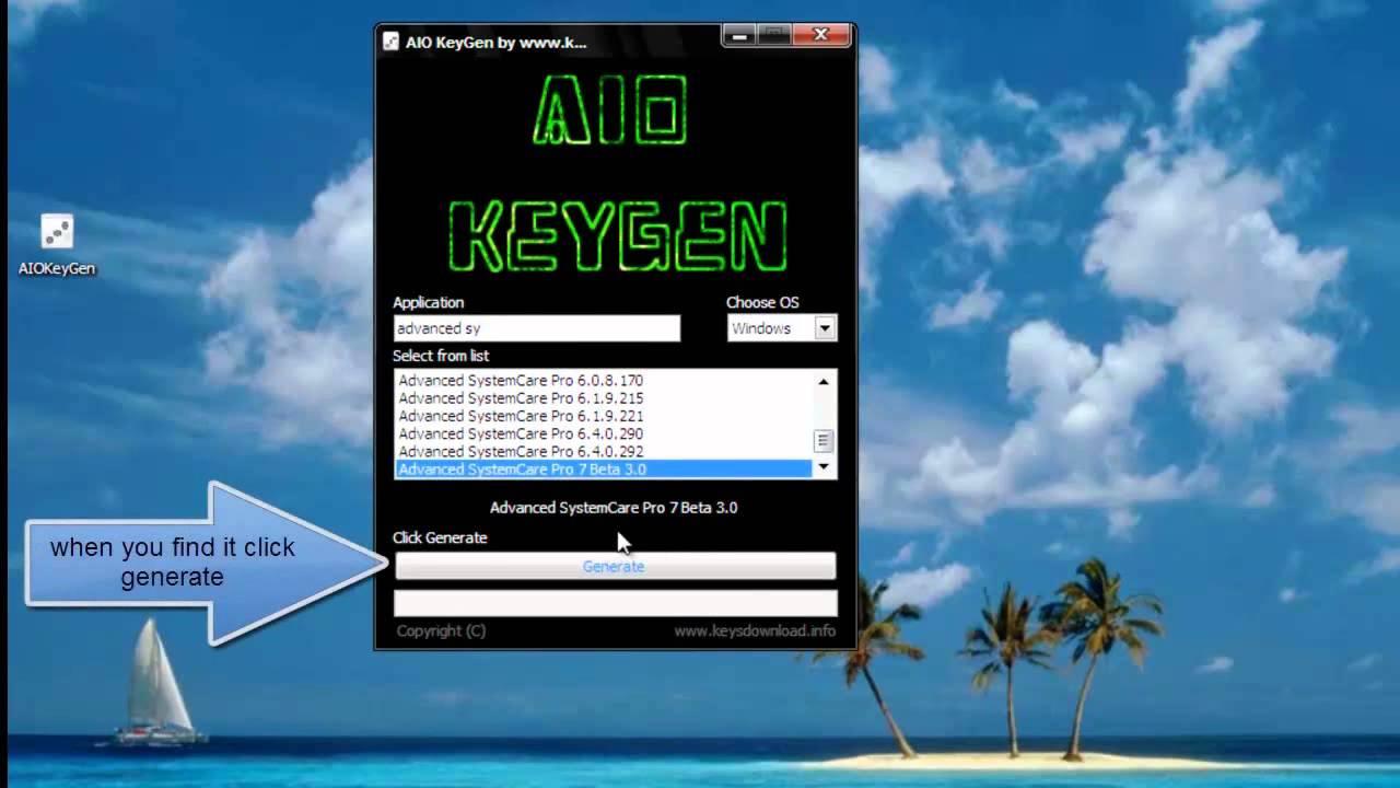 IObit Advanced SystemCare Ultimate Key 8