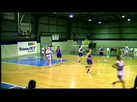 Capitals Academy vs Frankston - SEABL Women Round 7