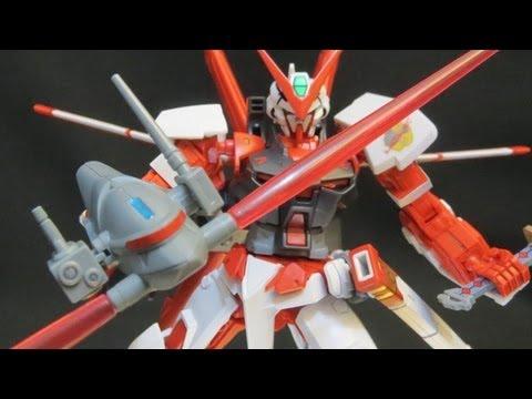 Xem Video Clip HG Red Frame Flight Unit (1: Unbox) Gundam Seed Destiny