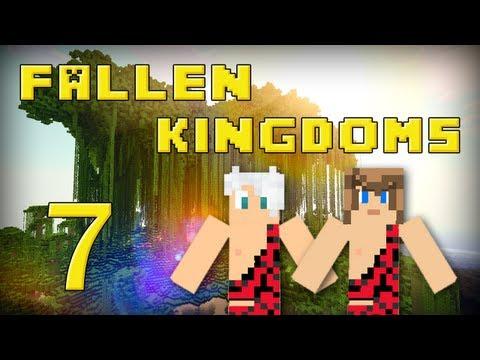 Fallen Kingdoms 2 : Frigiel & Ectalite   Jour 7 - Minecraft