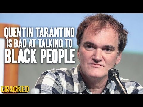 Quentin Tarantino Is Bad at Talking to Black People