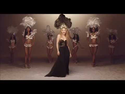 Shakira - La la la (Brazil 2014) ft. Carlinhos Brown (Radio Edit + HQ + Lyrics)
