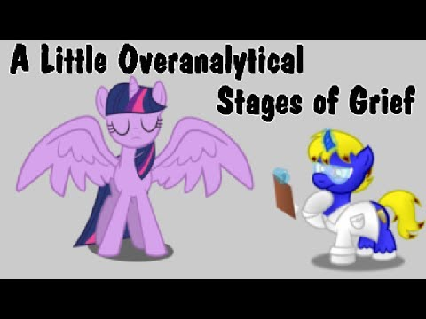 Sparkle died quot a little overanalytical quot stages of grief youtube