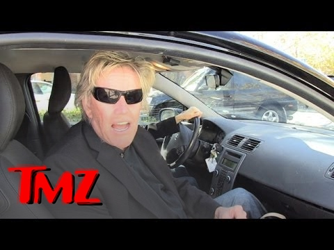 Gary Busey -- I'VE SEEN GHOSTS!!!! ... One Popped Out of My Soup