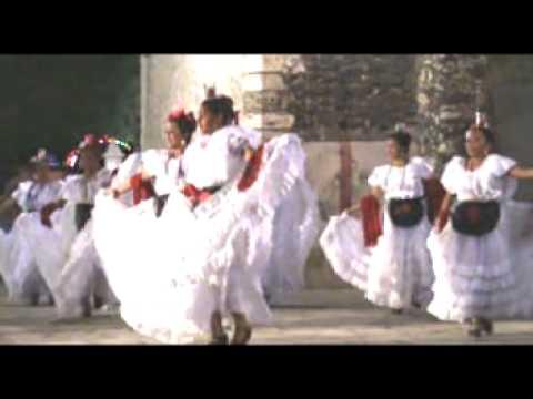 Bailes tradicionales de Veracruz