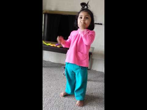 Children Nepali song Meo Meo biralo