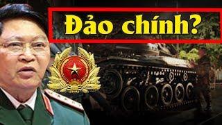 Sợ Quân đội đảo chính, Bộ CA hoảng loạn chỉ đạo Nguyễn Đức Chung khởi tố vụ Đồng Tâm?