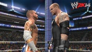 WWE 2K14 UNDERTAKER STREAK MODE CONFIRMED!