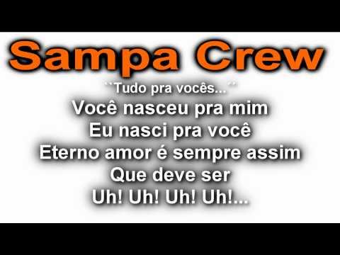 Sampa Crew - Eterno Amor (ao vivo)