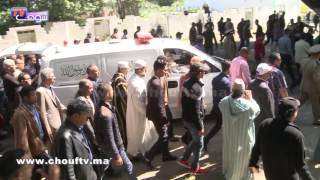 فيديو مؤثر من جنازة البرلماني المقتول لحظة دفنه بمقبرة الشهداء بالبيضاء |