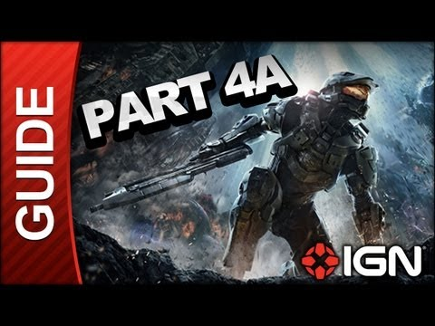 Halo 4 Legendary Walkthrough - Infinity - Part 4A - YouTube