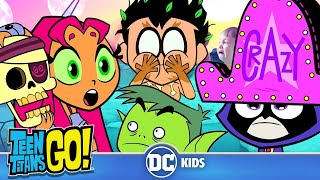 Teen Titans Go!   Crazy Day At The Titans Tower   DC Kids